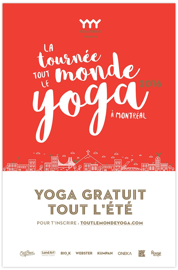 Yoga Tribe Poster8